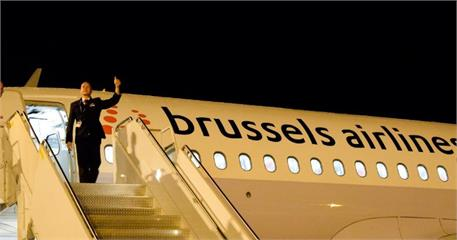 Marsa Alam Welcome Brussels Airlines