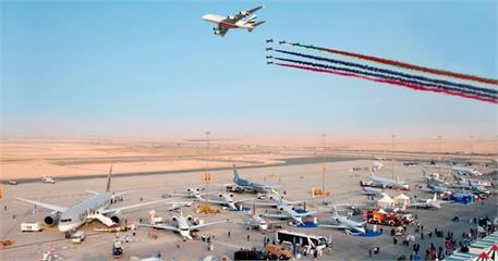 Dubai Air Show 2017 – Numbers
