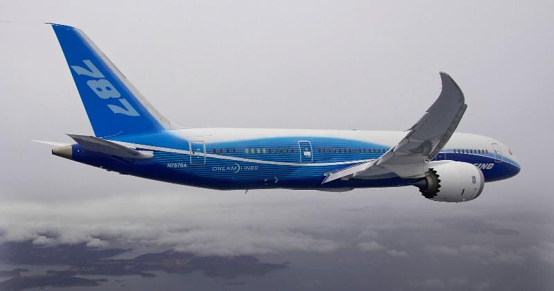 Egypt air to lease six Boeing 787-9 Dreamliner